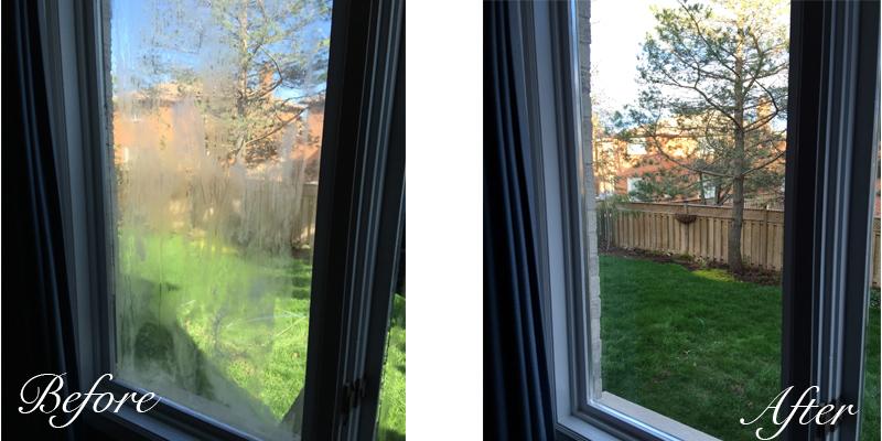 Foggy Window Glass Repair