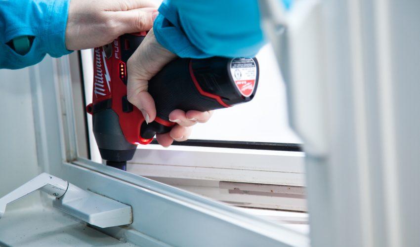 Window Crank Repair