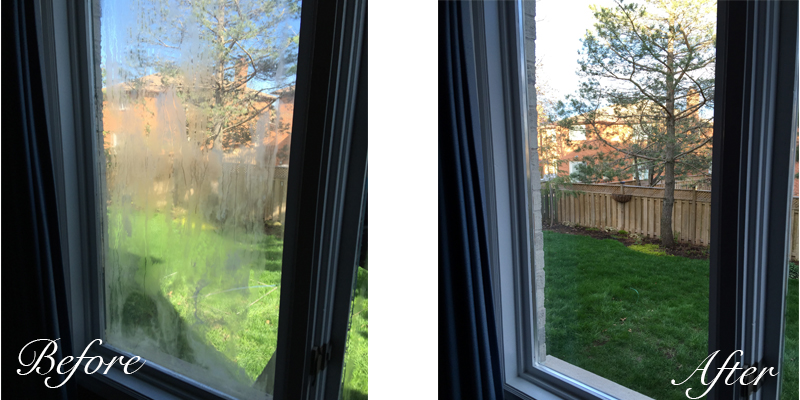 how to fix foggy windows