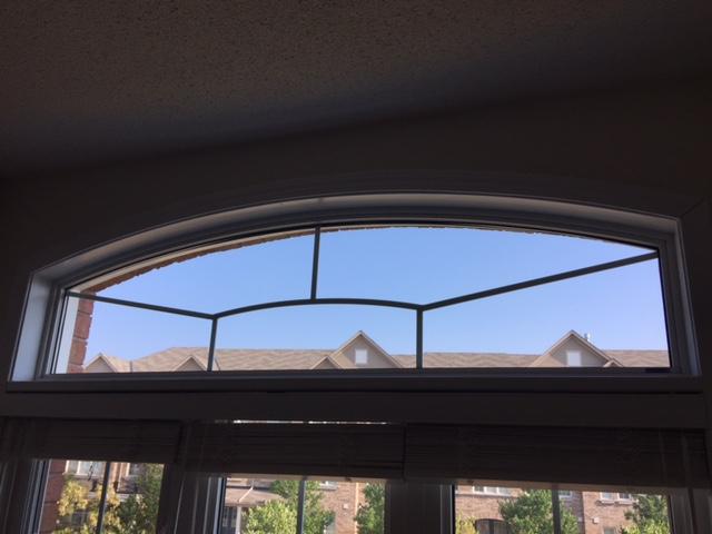 Curved Glass Window Fix Window Glass Repair Window